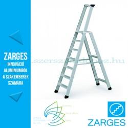 ZARGES Seventec S egy oldalon járható állólétra, 1x7 fok