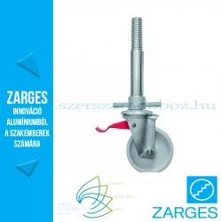 ZARGES Kerék csappal 150mm