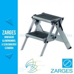 ZARGES Plazamax P fellépő biztonsági kengyel nélkül 2 fokos,0,45m