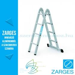 ZARGES Combimaster X többcélú létra 2x4 fok