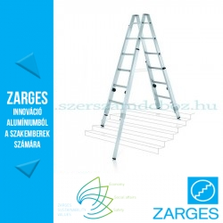 ZARGES Varioflex B többcélú létra 2x6 fok