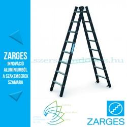 ZARGES Megastep B két oldalon járható létra 2x8 fok