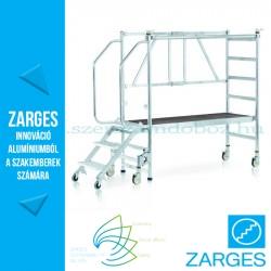 ZARGES Workmaster T Compact összecsukható állvány