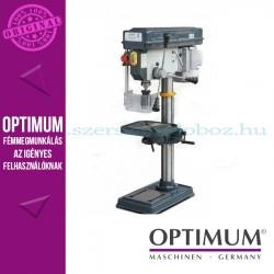 OPTIMUM / OPTIDRILL B20 FÚRÓGÉP 400V