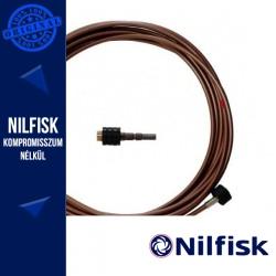 Nilfisk-ALTO Csatornatisztító tömlő 15 m és csatlakozó darab IP