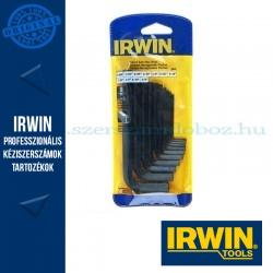 """IRWIN Rövid imbuszkulcs – brit skálás 9 db 1/16"""" - 3/8"""""""