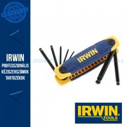 IRWIN Golyós végű imbuszkulcs – metrikus 7db