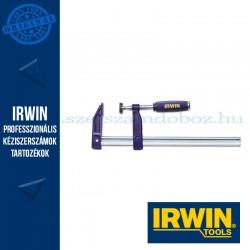 """IRWIN Pro """"F"""" szorító – Szorítási mélység 80mm, Pro szorítók S, 400mm"""