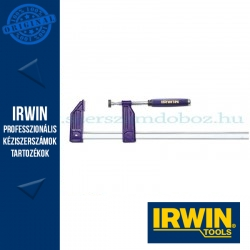 """IRWIN Pro """"F"""" szorító – Szorítási mélység 120mm, Pro szorító M, 300mm"""