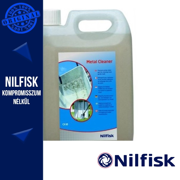 Nilfisk-ALTO Fémtisztító folyadék 2,5L