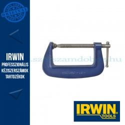"""IRWIN Közepes teherbírású G-szorító 2"""" / 50mm"""