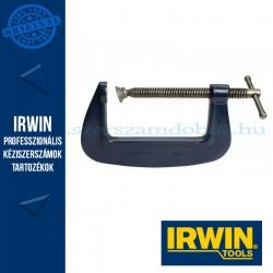 """IRWIN Nagy torokmélységű G-szorító, 4"""" / 100mm"""