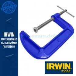 """IRWIN Közepes teherbírású G-szorító 6"""" / 150mm"""