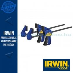 IRWIN Gyorsan cserélhető egykezes szorító, 12ʺ / 300mm dupla csomag