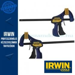 Irwin Quick-Grip Micro egykezes szorító 115mm dupla csomag