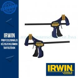 Irwin Quick-Grip mini egykezes szorító 150mm dupla csomag