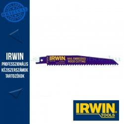 IRWIN 956R 225mm 6TPI, szögesfa-vágó orrfűrészlap 25db