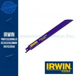 IRWIN 110R 300mm 10TPI, fém- és favágó orrfűrészlap 5db