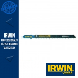 IRWIN HCS, 100 mm, 6 TPI, T144D, standard, favágó dekopírfűrészlap