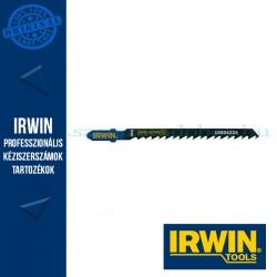IRWIN HCS, 100 mm, 6 TPI, T244D, standard kontúr, favágó dekopírfűrészlap
