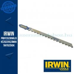 IRWIN HCS, 115 mm, 8 TPI, T301CD, oldalán köszörült, favágó dekopírfűrészlap