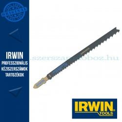 IRWIN BIM, 132 mm, Progresszív 5-10TPI, T345XFFém- és favágó dekopírfűrészlap