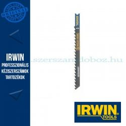 IRWIN HCS, 100 mm, 6 TPI, U144D, standard, favágó dekopírfűrészlap