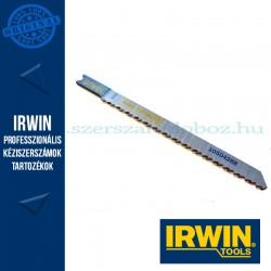 IRWIN HCS, 100 mm, 10 TPI, U101B dekopírfűrészlap, oldalán köszörült, fafűrészeléshez