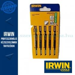 IRWIN HCS, 100 mm, 6 TPI, U244D, standard kontúr, favágó dekopírfűrészlap