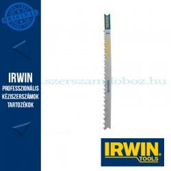 IRWIN BIM, 132mm, progresszív 5-10TPI, U345XF Fém- és favágó dekopírfűrészlap