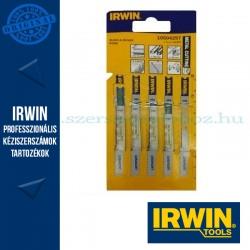 IRWIN HSS, 100 mm, progresszív 10-20TPI, U123X, fémvágó dekopírfűrészlap