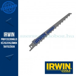 IRWIN S617K, HCS, 150 mm, 3TPI, favágó orrfűrészlap 5db
