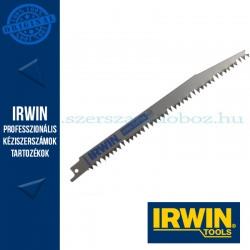 IRWIN S1131L, HCS, 225 mm, 5TPI, favágó orrfűrészlap 5db