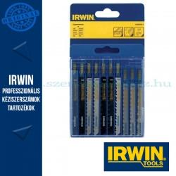 IRWIN Dekopírfűrészlap-készlet, T-szárú