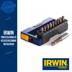 IRWIN Bit Szett 10-db. PH + Bittartó