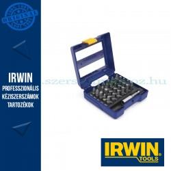 IRWIN Bit Szett 31-db. + Bittartó