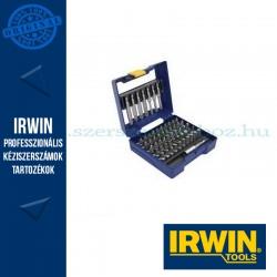 IRWIN Bit Szett 58-db. + Bittartó