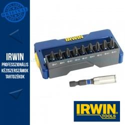 IRWIN Bit Szett 10-db. ütvecsavarozóhoz mágneses PZ