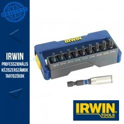 IRWIN Bit Szett 10-db. ütvecsavarozóhoz mágneses TX