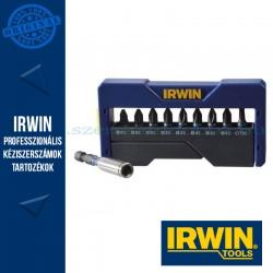 IRWIN Bit Szett 10-db. ütvecsavarozóhoz mágneses MIX