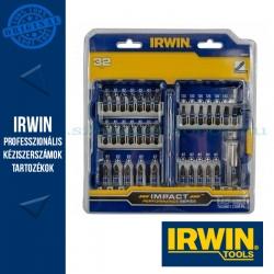 IRWIN Bit Szett 32-db. ütvecsavarozóhoz