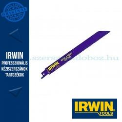 IRWIN 810R 200 mm 10TPI, fém- és favágó orrfűrészlap 2db