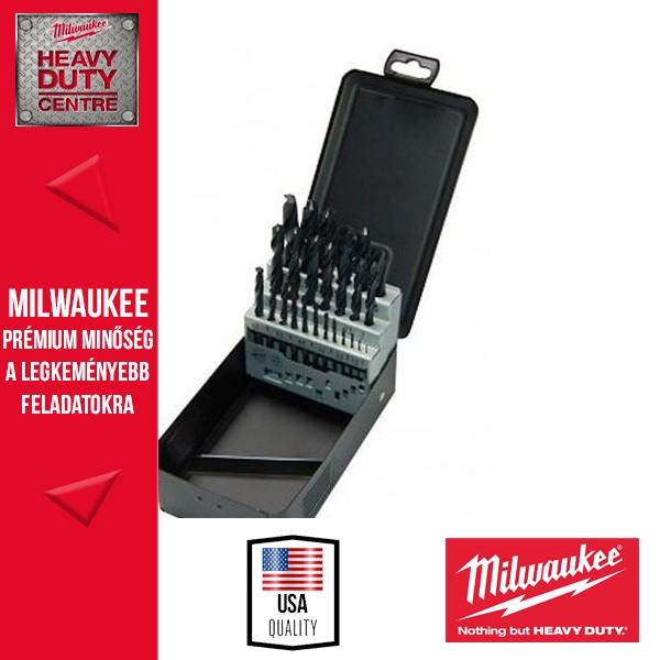 Milwaukee HSS-R DIN338 Fúrókészlet 25 db