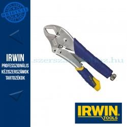 """IRWIN Gyors kioldású önzáró fogó - 10CR 10""""/250 mm"""