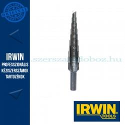 IRWIN lépcsős fúró 1M 4-12mm