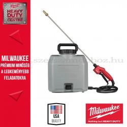 MILWAUKEE M18BPFP-CCST Permetező tartály betonfelületekhez 15l-es