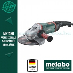 Metabo WE 26-230 MVT Quick Sarokcsiszoló