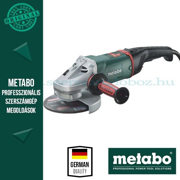 Metabo WE 24-180 MVT Sarokcsiszoló