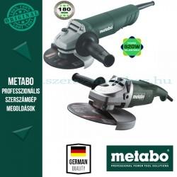 Metabo WX 2200-230 + W 820-125 Sarokcsiszoló készlet