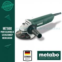 Metabo W 780-125 Sarokcsiszoló kofferben gyémánttárcsával